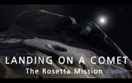 Trailer: LANDING ON A COMET – The Rosetta Mission