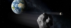 "Arriva l'asteroide ""The Rock"""